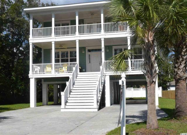 314 8th Ave. S, Surfside Beach, SC 29575 (MLS #1819722) :: The Hoffman Group
