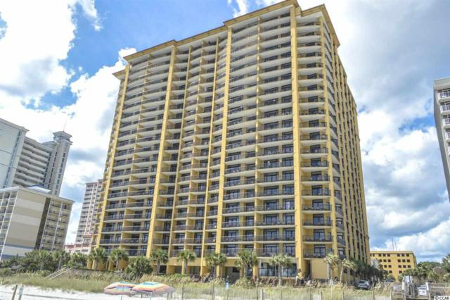 2600 N Ocean Blvd. #514, Myrtle Beach, SC 29577 (MLS #1819800) :: The Hoffman Group