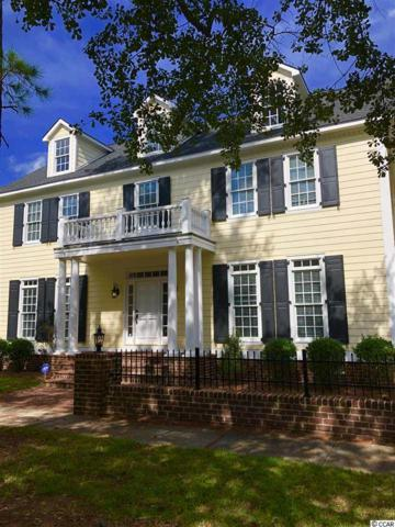 1647 Old Town Ave., Georgetown, SC 29440 (MLS #1819844) :: The Lachicotte Company