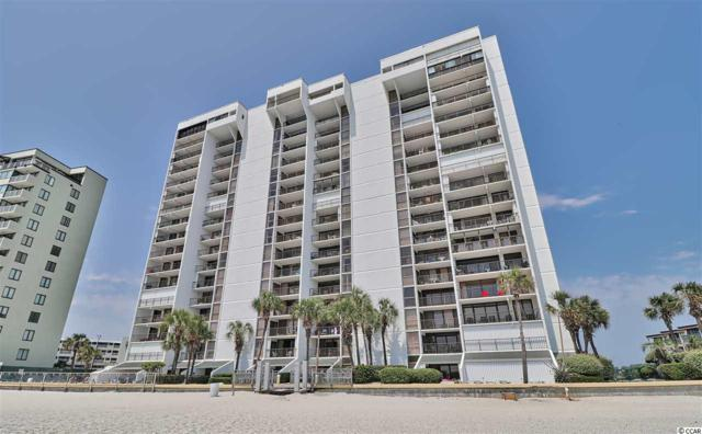 9500 Shore Dr. #15F, Myrtle Beach, SC 29572 (MLS #1819874) :: Matt Harper Team