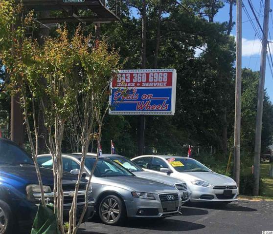Hwy 17 S, Surfside Beach, SC 29575 (MLS #1819882) :: The Litchfield Company