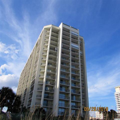9820 South Hampton Queensway Blvd. #106, Myrtle Beach, SC 29572 (MLS #1819937) :: Right Find Homes