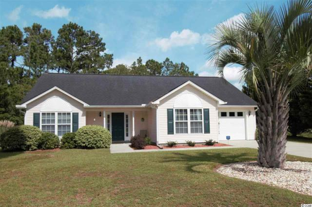 100 Sharon Ct., Conway, SC 29526 (MLS #1819949) :: The Litchfield Company