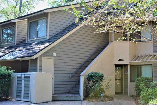 404 Melrose Pl. 21-E, Myrtle Beach, SC 29572 (MLS #1819968) :: The Hoffman Group