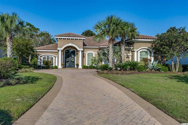 7450 Catena Ln., Myrtle Beach, SC 29572 (MLS #1819975) :: James W. Smith Real Estate Co.