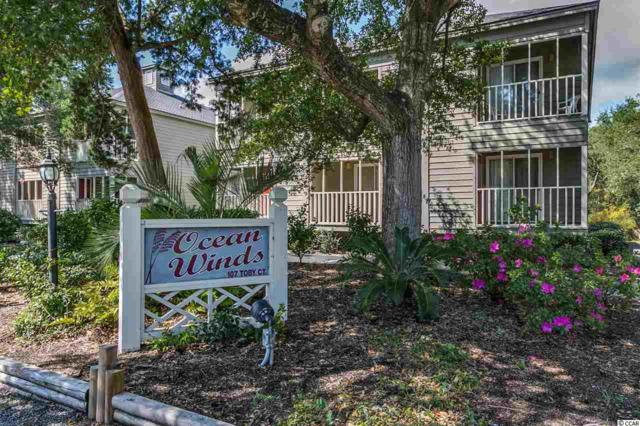 107 Toby Ct. 202-C, North Myrtle Beach, SC 29582 (MLS #1819986) :: James W. Smith Real Estate Co.