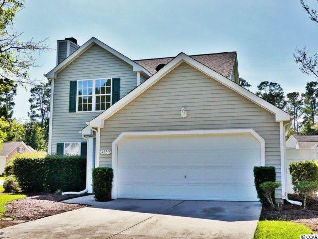 4539 Fringetree Dr., Murrells Inlet, SC 29576 (MLS #1820044) :: Right Find Homes