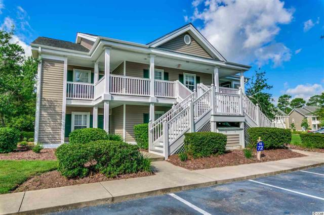 649 Blue Stem Dr. 72-A, Pawleys Island, SC 29585 (MLS #1820050) :: James W. Smith Real Estate Co.