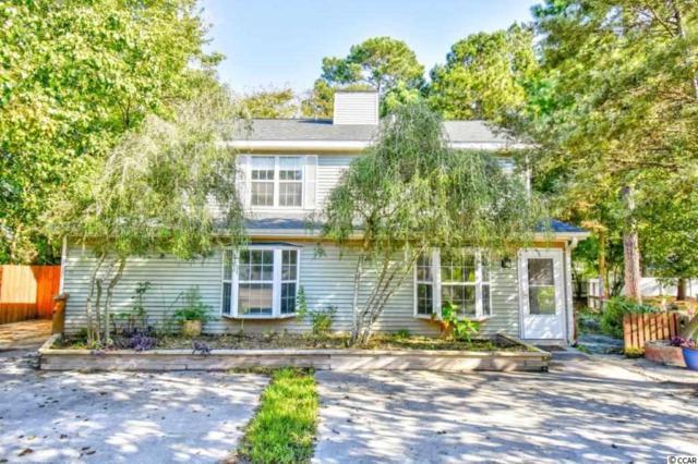 217 Plantation Rd., Myrtle Beach, SC 29588 (MLS #1820116) :: James W. Smith Real Estate Co.