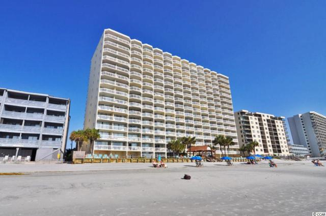1012 N Waccamaw Dr. #1201, Garden City Beach, SC 29576 (MLS #1820144) :: Myrtle Beach Rental Connections