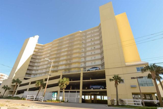 5404 N Ocean Blvd. 9G, North Myrtle Beach, SC 29582 (MLS #1820175) :: James W. Smith Real Estate Co.
