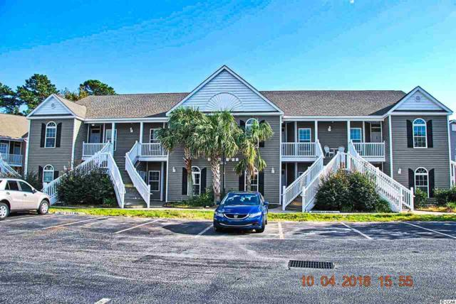 1137 Peace Pipe Pl. #103, Myrtle Beach, SC 29579 (MLS #1820180) :: The Litchfield Company