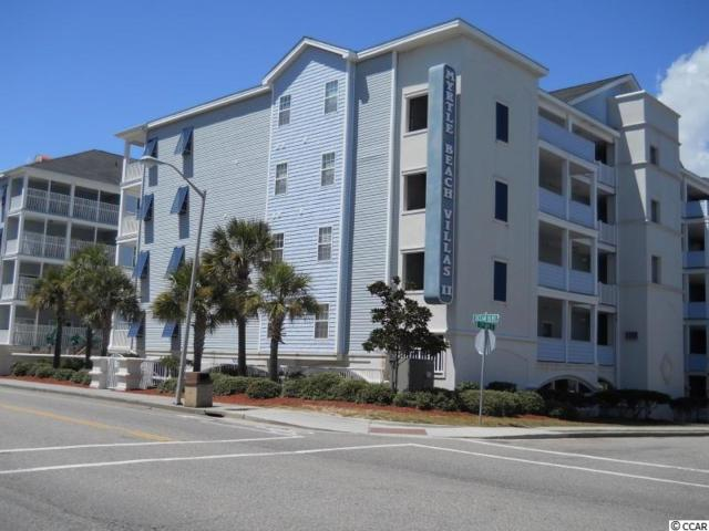 704 S Ocean Blvd. 205B, Myrtle Beach, SC 29577 (MLS #1820192) :: Myrtle Beach Rental Connections