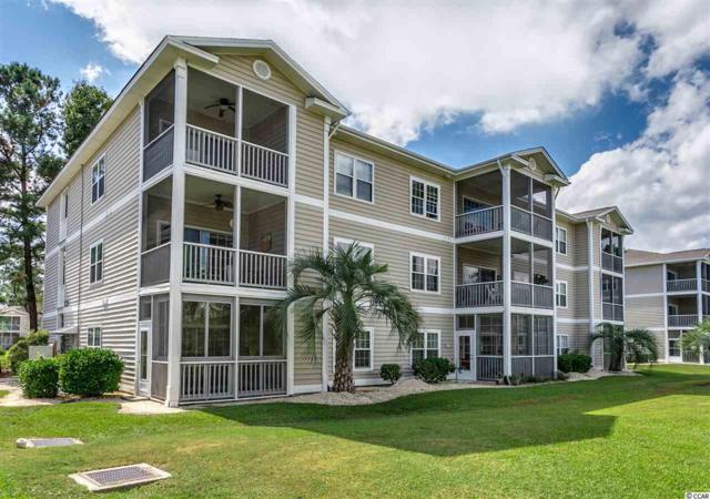 2498 Coastline Ct. #103, Murrells Inlet, SC 29576 (MLS #1820308) :: Myrtle Beach Rental Connections