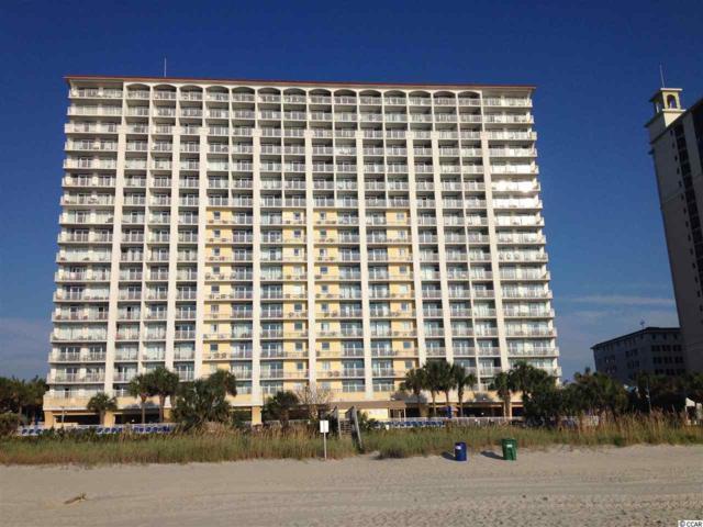 2000 N Ocean Blvd. #1209, Myrtle Beach, SC 29577 (MLS #1820319) :: Right Find Homes