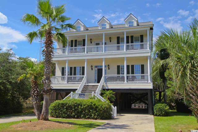 1011 Parker Dr., Pawleys Island, SC 29585 (MLS #1820321) :: James W. Smith Real Estate Co.