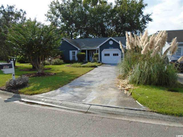 303 Rice Mill Dr., Myrtle Beach, SC 29588 (MLS #1820360) :: Myrtle Beach Rental Connections