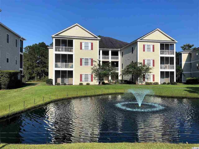 2050 Maddington Place Dr. #202, Surfside Beach, SC 29575 (MLS #1820382) :: James W. Smith Real Estate Co.
