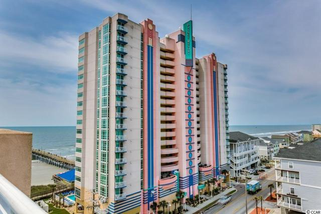 3500 N Ocean Blvd. #1009/1010, North Myrtle Beach, SC 29582 (MLS #1820389) :: Matt Harper Team