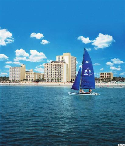 1207 S Ocean Blvd. #21005, Myrtle Beach, SC 29577 (MLS #1820469) :: James W. Smith Real Estate Co.