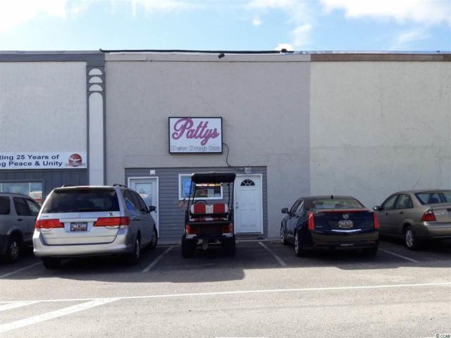 1268 Surfside Industrial Park Dr., Surfside Beach, SC 29575 (MLS #1820488) :: James W. Smith Real Estate Co.