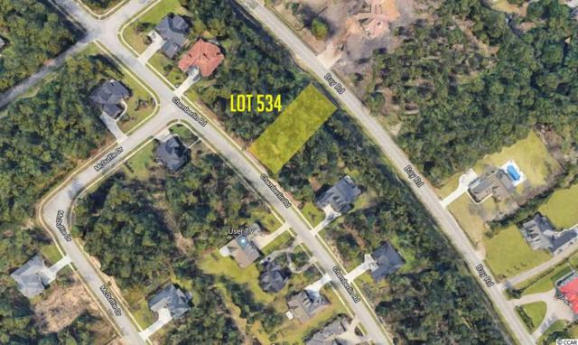 Lot 534 Chamberlain Rd., Myrtle Beach, SC 29588 (MLS #1820522) :: Matt Harper Team