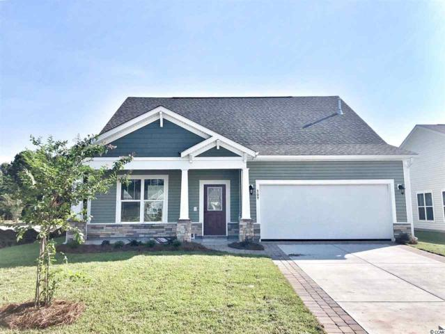 1004 Caprisia Loop, Myrtle Beach, SC 29579 (MLS #1820541) :: James W. Smith Real Estate Co.