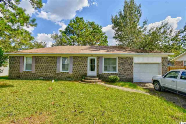 604 Rusty Rd., Conway, SC 29526 (MLS #1820544) :: The Hoffman Group
