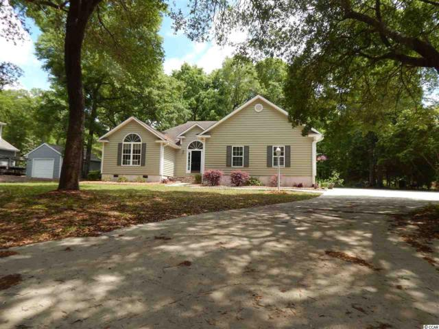 9139 Forest Dr., Sunset Beach, NC 28468 (MLS #1820581) :: The Hoffman Group