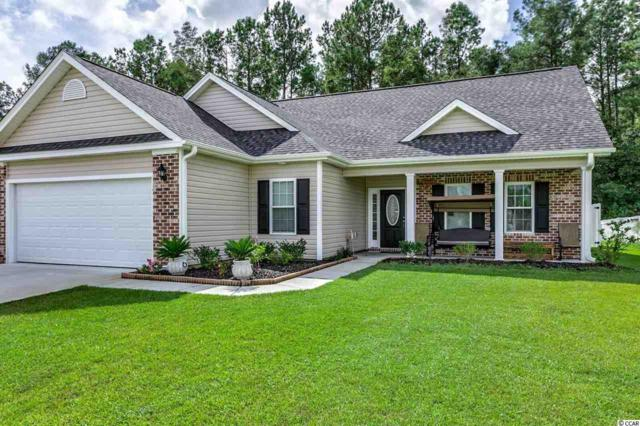 114 Riverwatch Dr., Conway, SC 29527 (MLS #1820584) :: The Litchfield Company