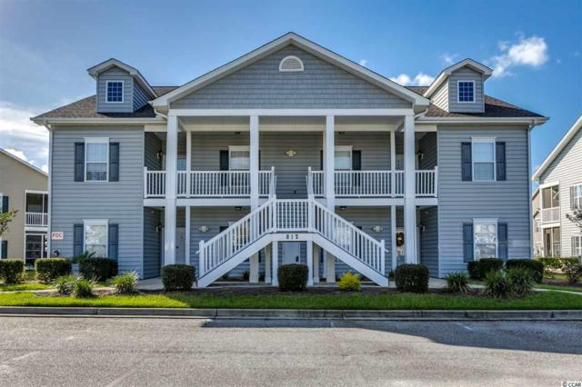 812 Sail Ln. #101, Murrells Inlet, SC 29576 (MLS #1820597) :: The Hoffman Group