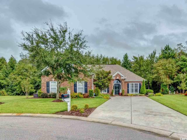 736 Wigston Ct., Myrtle Beach, SC 29579 (MLS #1820660) :: The Greg Sisson Team with RE/MAX First Choice