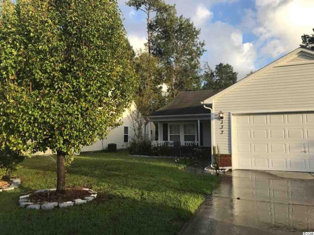 137 Bellegrove Dr., Myrtle Beach, SC 29579 (MLS #1820680) :: The Litchfield Company