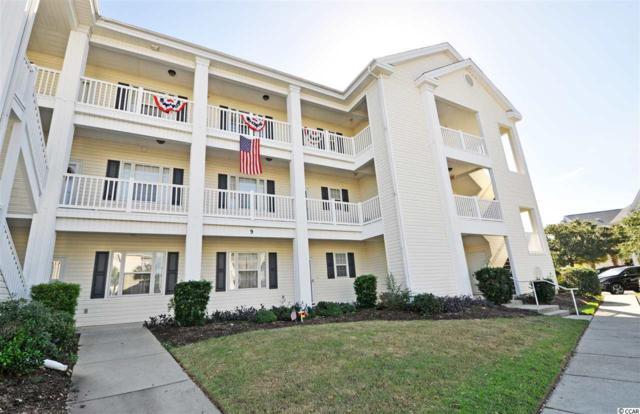 901 West Port Dr. #908, North Myrtle Beach, SC 29582 (MLS #1820732) :: Silver Coast Realty