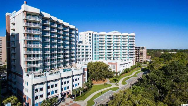 215 N 77th Ave. N #206, Myrtle Beach, SC 29572 (MLS #1820758) :: The Hoffman Group