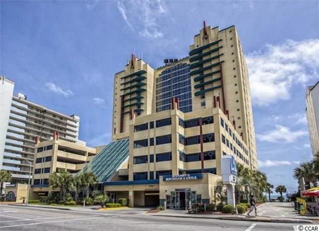 2007 S Ocean Blvd. Ph05, Myrtle Beach, SC 29577 (MLS #1820782) :: James W. Smith Real Estate Co.