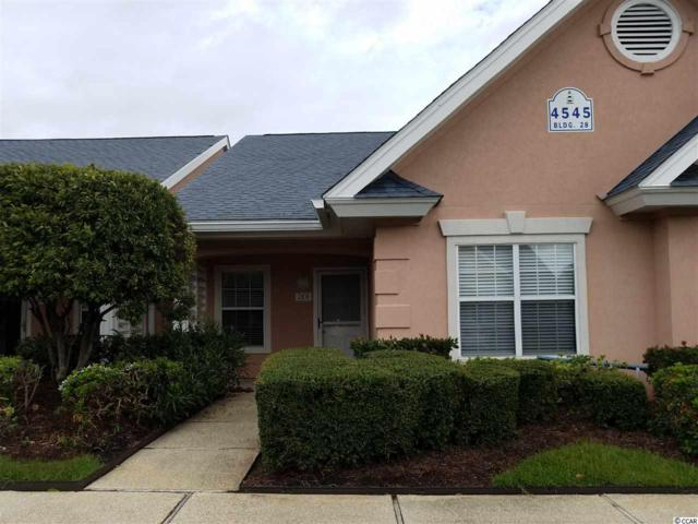 4545 Lighthouse Dr. 28B, Little River, SC 29566 (MLS #1820796) :: The Greg Sisson Team with RE/MAX First Choice