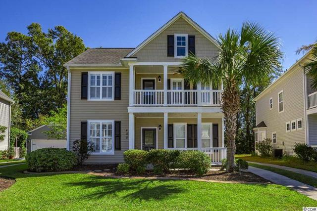 409 Emerson Dr., Myrtle Beach, SC 29579 (MLS #1820798) :: The Trembley Group