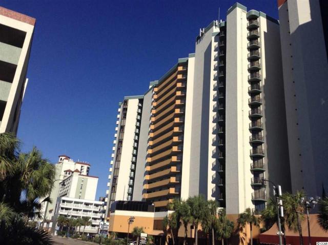 2710 N Ocean Blvd. #822, Myrtle Beach, SC 29577 (MLS #1820817) :: James W. Smith Real Estate Co.