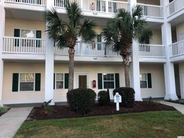 606 River Oaks Dr. 56-B, Myrtle Beach, SC 29579 (MLS #1820833) :: James W. Smith Real Estate Co.