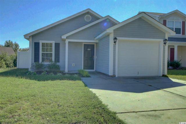 907 Silvercrest Dr., Myrtle Beach, SC 29579 (MLS #1820844) :: SC Beach Real Estate