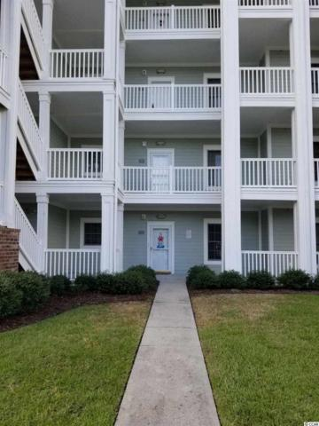 4829 Luster Leaf Circle #102, Myrtle Beach, SC 29577 (MLS #1820865) :: SC Beach Real Estate