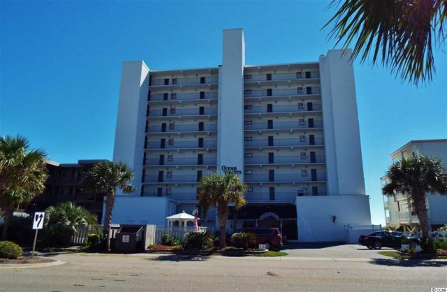 4311 S Ocean Blvd. #1004, North Myrtle Beach, SC 29582 (MLS #1820892) :: The Greg Sisson Team with RE/MAX First Choice