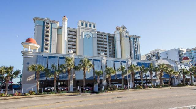 2311 S Ocean Blvd. #868, Myrtle Beach, SC 29577 (MLS #1820909) :: The Hoffman Group