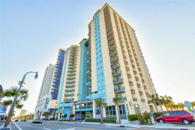 504 N Ocean Blvd. #709, Myrtle Beach, SC 29577 (MLS #1820919) :: The Hoffman Group
