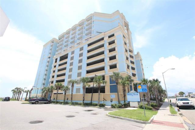 2501 S Ocean Blvd. #921, Myrtle Beach, SC 29577 (MLS #1820925) :: The Greg Sisson Team with RE/MAX First Choice