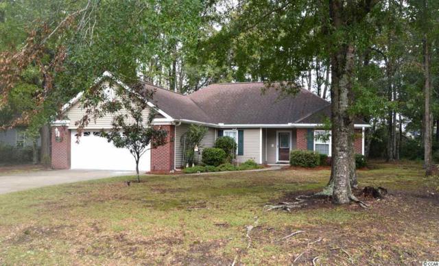 25 Swamp Fox Dr., Carolina Shores, NC 28467 (MLS #1820938) :: The Trembley Group