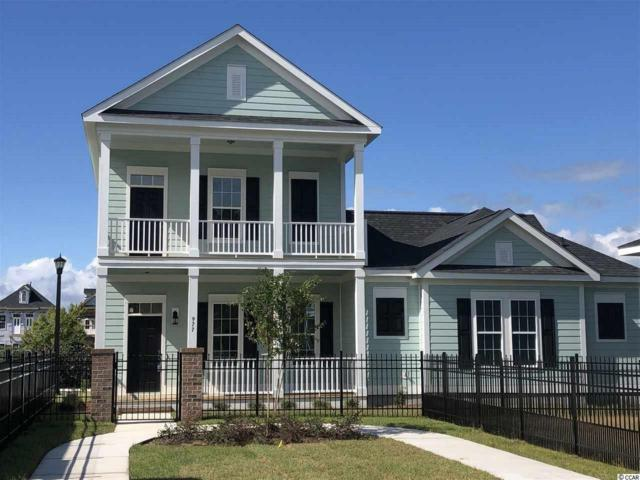 977 William Curry Alley, Myrtle Beach, SC 29577 (MLS #1820942) :: Sloan Realty Group