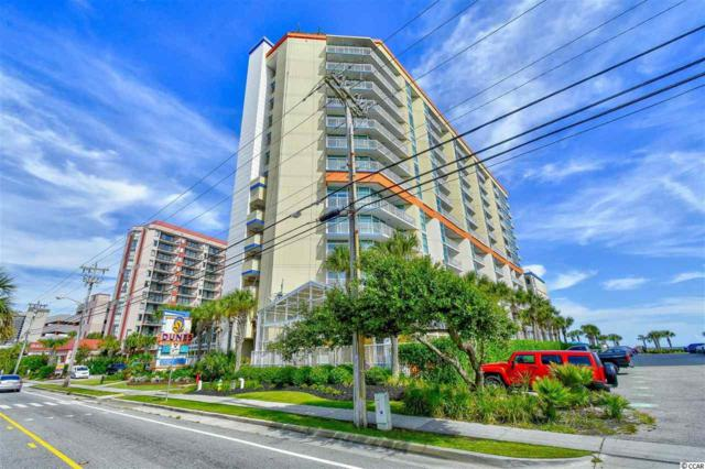5300 N Ocean Blvd. #1110, Myrtle Beach, SC 29577 (MLS #1820946) :: The Lachicotte Company