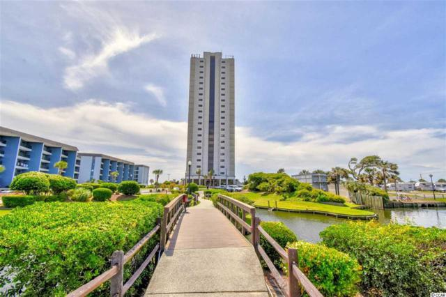 5905 S Kings Hwy. #1612, Myrtle Beach, SC 29575 (MLS #1820984) :: James W. Smith Real Estate Co.